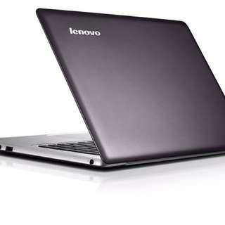 Lenovo Ideapad U310 Touch Ultrabook