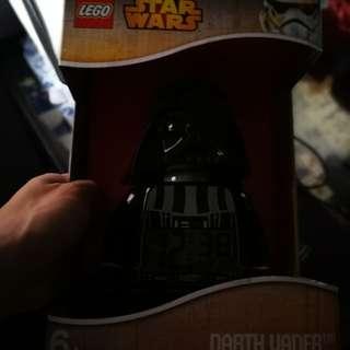 Lego alarm clock - star war