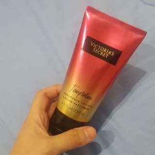 victoria secret body lotion in Temptation