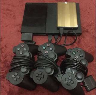 Ps2 HD 80GB