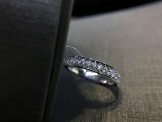 36pt. 18k diamond ring