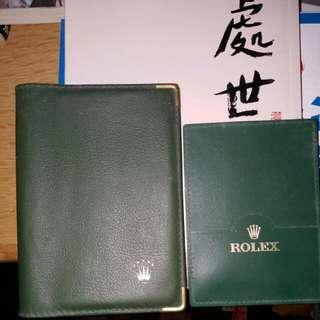 Rolex  passport套