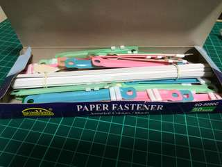[Clearance] Box of Paper Fastener