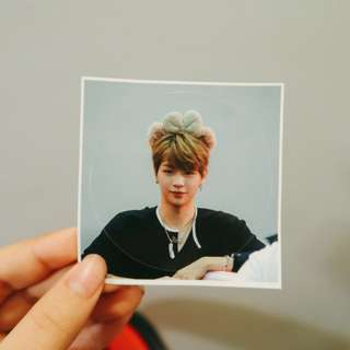 Wanna One Kang Daniel 姜丹尼爾 Sticker