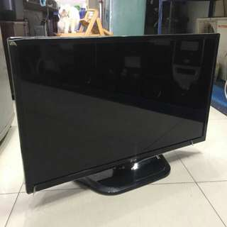 Tv Led 32' Lg, Usb, Hdmi, Multimedia, Kondisi 99%