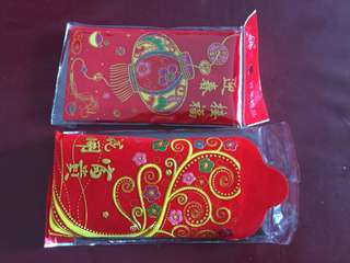 Red Packets wallet can't put hand phone each $5