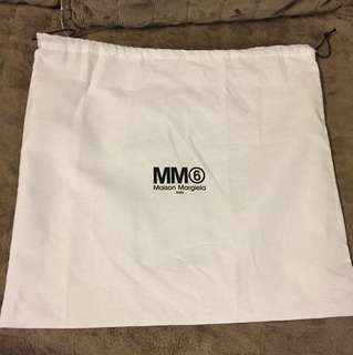 Maison margiela dust bag