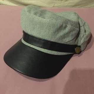 Schoolboy Hat grey