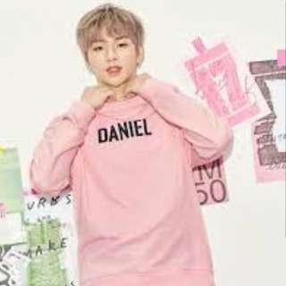 Daniel 同款衛衣