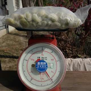 冷凍皇帝豆