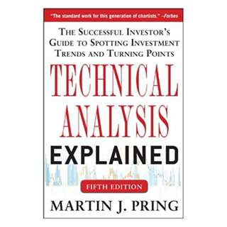 Technical Analysis Explained, Fifth Edition: The Successful Investor's Guide to Spotting Investment Trends and Turning Points 5th Edition, Kindle Edition by Martin J. Pring  (Author)
