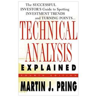 Technical Analysis Explained: The Successful Investor's Guide to Spotting Investment Trends and Turning Points 4th Edition, Kindle Edition by Martin J. Pring  (Author)