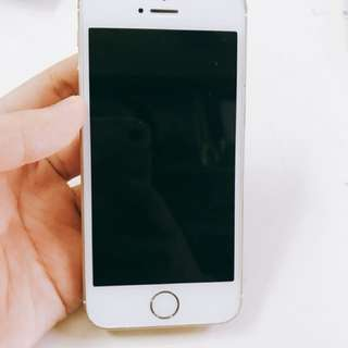 Iphone 5s 64gb (gold)