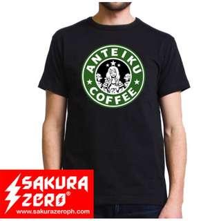 Tokyo Ghoul Anteiku Cafe Anime T Shirt