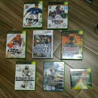 Xbox Original Games Clearance