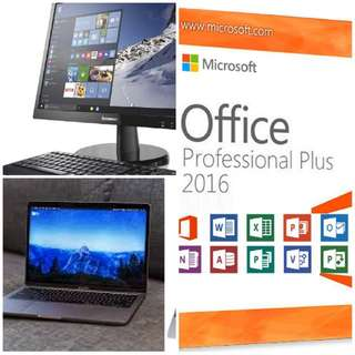 Windows / Microsoft office / Firewall/ PC recommendation / Microsoft office troubleshoot