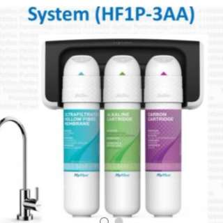 Hyflux water filter (3 brand new replacements) - sealed
