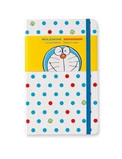 Moleskine Doraemon Limited Edition Notebook