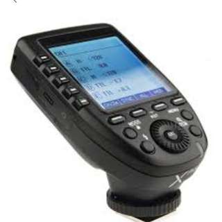 Godox XPro Trigger- Canon , Nikon , Sony and Fuji - Authorise dealer