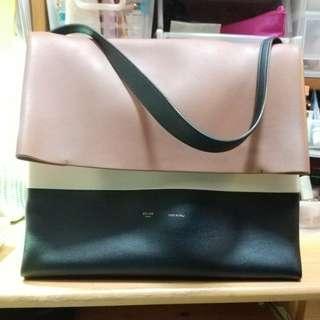 Celine foldover bag包包