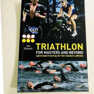 Brand New Triathlon training book