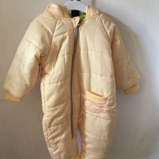 KIDS WINTER SNOWSUITS