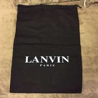 LANVIN dust bag
