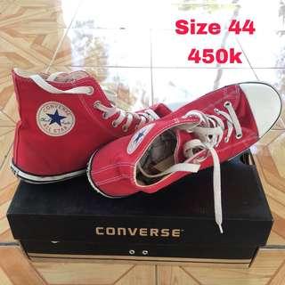 Converse Red ORI