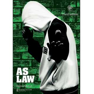 AS Law 3rd edition