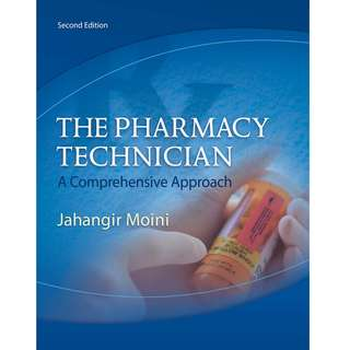The Pharmacy Technician A Comprehensive Approach 2nd Edition
