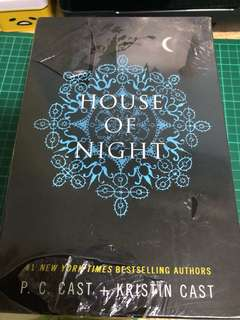 [Clearance] House of night Book Set