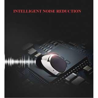 'Invisible' Mini Bluetooth Mono Headset