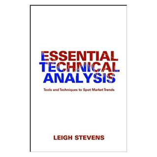 Essential Technical Analysis: Tools and Techniques to Spot Market Trends (Wiley Trading) 1st Edition by Leigh Stevens  (Author)