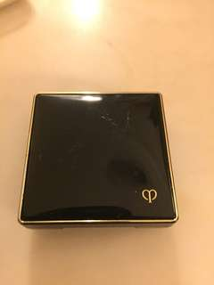 Cle De Peau cream eyeshadow
