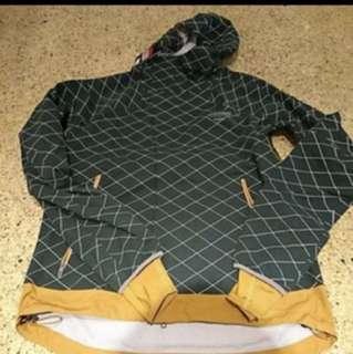 Nike X undercover gyakusou shield runner jacket windbreaker 風䄛