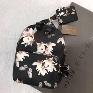 Original CHARLES & KEITH backpack mini