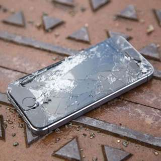 Ouch! On the spot iPhone Repair service! Call us now!
