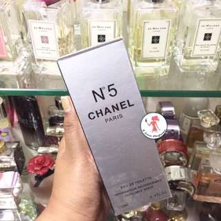 No 5 Chanel For Men