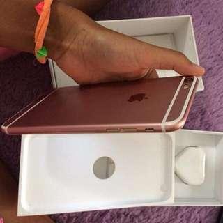 Iphone 6s 16gb garansi international jual BU baru pakai 3bln