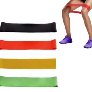 Resistance Band sports burner slim yoga gym fitness