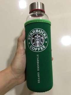 Starbucks Glass Bottle