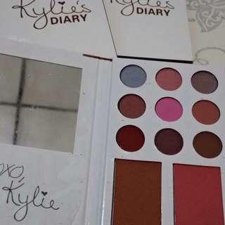 Eyeshadow Kylie Diary