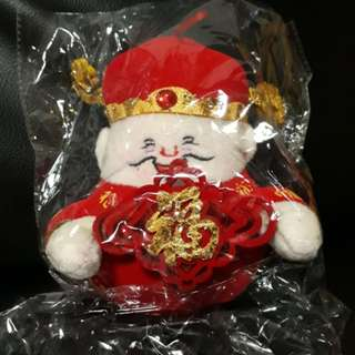 God Of Fortune Plush 财神爷