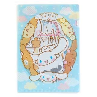 Japan Sanrio Cinnamoroll Decoration Sticker