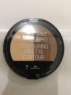 Wet n Wild Contouring Palette in shade Dulce de Leche