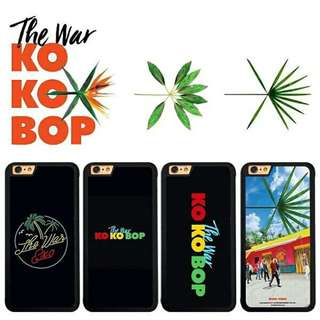 217 EXO THE WAR PHONECASE. 💫
