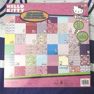 Hello Kitty Printed Pads