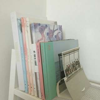 [PO] KPOP ALBUMS