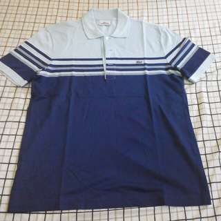 Lacoste Stripes Polo Shirt