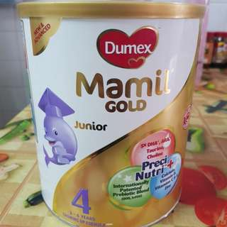 Dumex Mamil Gold Stage 4